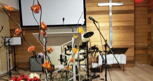 Воскресное Служение – в церкви и в ZOOM
